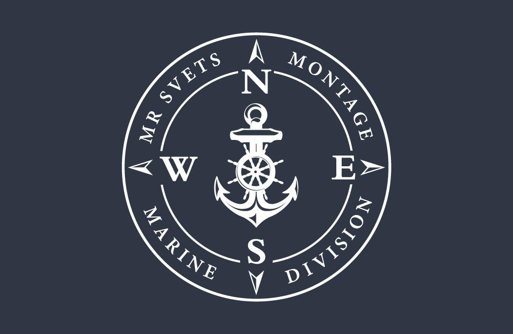 Logotyp till MR Svets i Norrköping