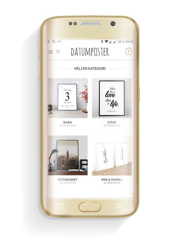 mobilhemsida