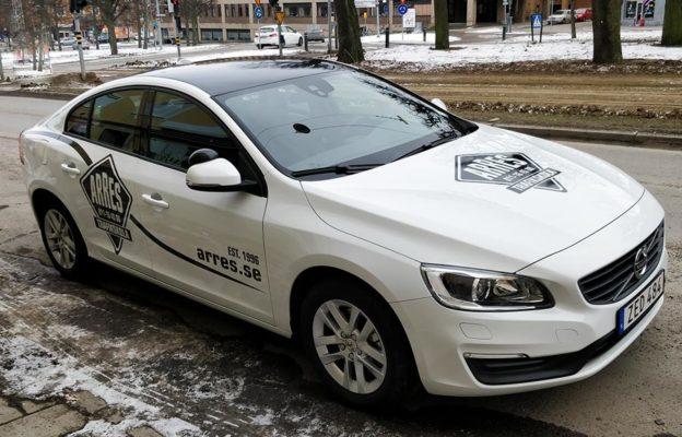 foliering av bilar stockholm