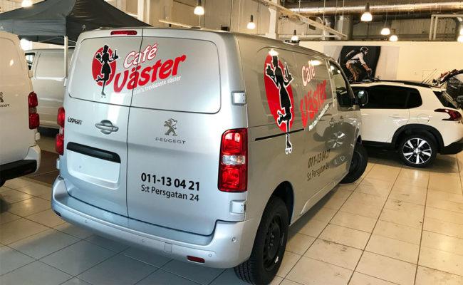 Bildekor Peugeot partner