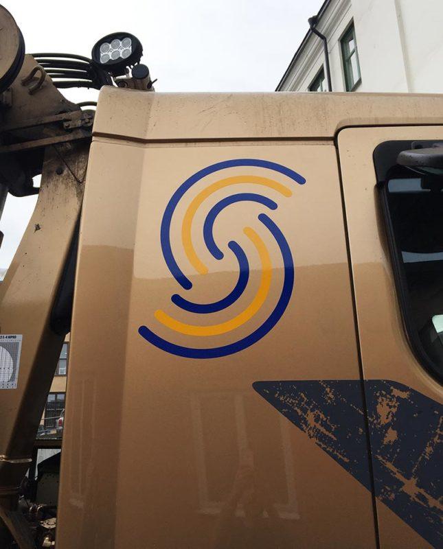 lastbilsdekor & montering i Stockholm