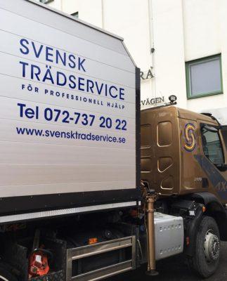 lastbilsdekor & bildekor i Stockholm