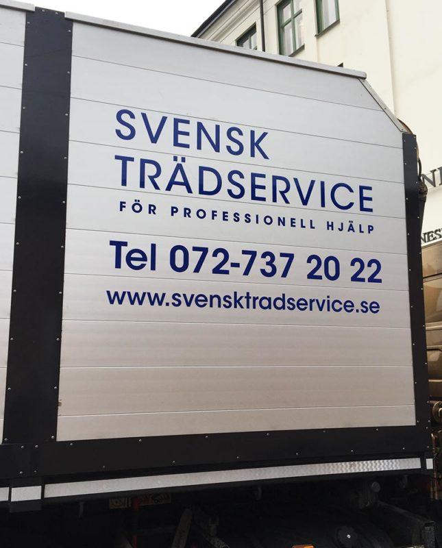lastbilsdekor & bildekor av Synas Mera