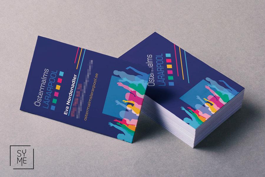 design av Visitkort i Stockholm