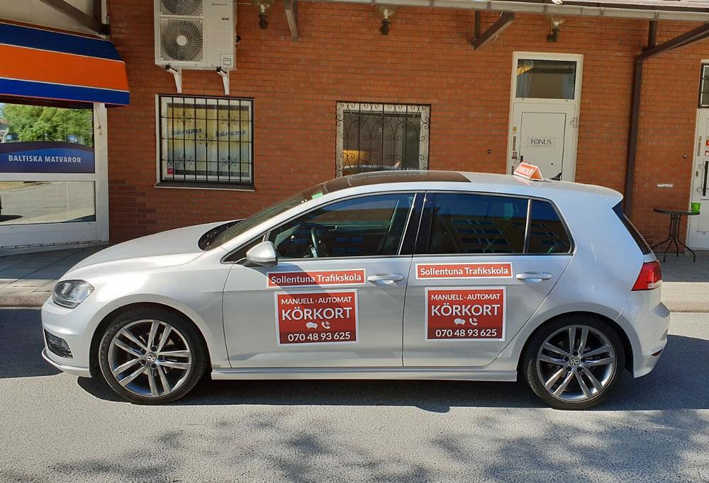 magnet dekaler magnetfolie bildekor körskola