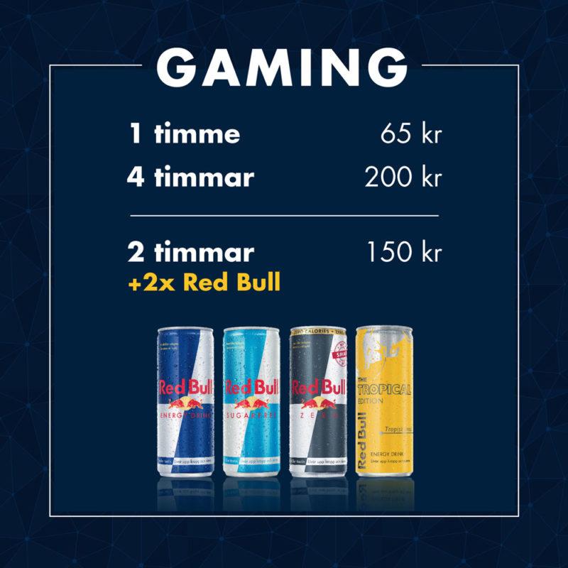 Red Bull Sweden Synas Mera